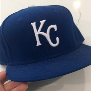 Kansas City Royals New Era Fitted hat